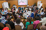 27 June, 2018, Kuala Lumpur, Malaysia : A full room for the Silver Bullet- How Can Education End Child marriage session on the third day at the Girls Not Brides Global Meeting 2018 at the Kuala Lumpur Convention Centre. Picture by Graham Crouch/Girls Not Brides
