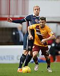 Andy Davies and Scott McDonald