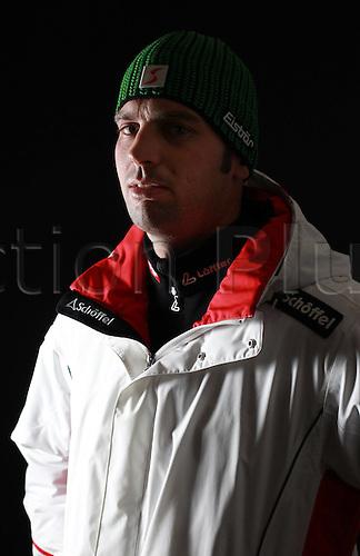 16.10.2010  Winter sports OSV Einkleidung  Austria. Free Ski Freestyle Skiing OSV Austrian Ski Federation. Picture shows Andreas Matt AUT
