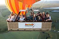 20140405 April 05 Hot Air Balloon Gold Coast