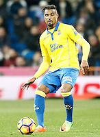 UD Las Palmas' Kevin-Prince Boateng during La Liga match. March 1,2017. (ALTERPHOTOS/Acero) /NORTEPHOTOmex