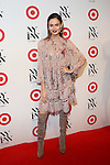 Victoria's Secret Model Nicole trunfio Attends Target and IMG will   off New York Fashion Week: The Shows at The Park at Moynihan Station