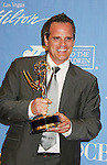 Michael Park - Best Actor Emmy Winner - Press Room - 37th Annual Daytime Emmy Awards on June 27, 2010 at Las Vegas Hilton, Las Vegas, Nevada, USA. (Photo by Sue Coflin/Max Photos)