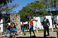 Nairobi .Ragazzi dopo una lezione in una scuola privata di Nairobi..Nairobi: students in the private school in Nairobi