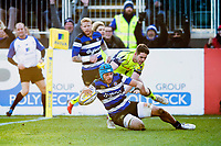 Bath v Sale Sharks : 24.02.18