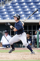July 10, 2009:  Outfielder Justin Milo (30) of the GCL Yankees during a game at Bright House Networks Field in Clearwater, FL.  The GCL Yankees are the Gulf Coast Rookie League affiliate of the New York Yankees.  Photo By Mike Janes/Four Seam Images