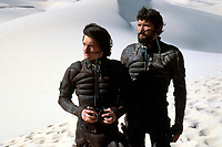 Dune (1984)<br /> Kyle MacLachlan, Everett McGill<br /> *Filmstill - Editorial Use Only*<br /> CAP/KFS<br /> Image supplied by Capital Pictures