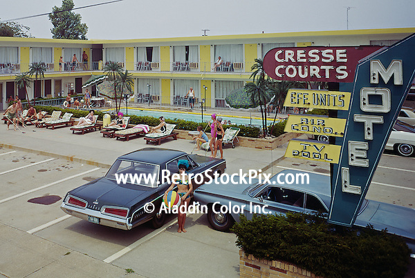Cresse Courts Motel Wildwood, NJ