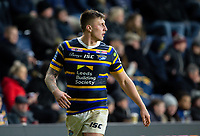 Leeds Rhinos' Alex Mellor<br /> <br /> Photographer Alex Dodd/CameraSport<br /> <br /> Betfred Super League Round 6 - Leeds Rhinos v Toronto Wolfpack - Thursday 5th March 2020 - Headingley - Leeds<br /> <br /> World Copyright © 2020 CameraSport. All rights reserved. 43 Linden Ave. Countesthorpe. Leicester. England. LE8 5PG - Tel: +44 (0) 116 277 4147 - admin@camerasport.com - www.camerasport.com