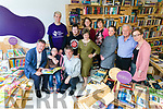 Visit from the New CEO of Down Syndrome Ireland was Garry Owens with staff and volunteers Risteárd Pierse (chairman, Down Syndrome Kerry), Dan Moriarty, Shane Curtin, Cathal Doyle, Carmel Roche, Rachel Fitzgerald, Gill O'Brien, Katie Tracey, Raymond Roche, Mary Dillane from 3-2-1 Charity Shop for Down Syndrome on Friday