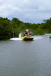 FL: Florida Everglades National Park, Airboat ride, no model release..Photo Copyright: Lee Foster, lee@fostertravel.com, www.fostertravel.com, (510) 549-2202.Image: flever204