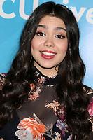 LOS ANGELES - JAN 9:  Aulii Cravalho at the NBC TCA Winter Press Tour at Langham Huntington Hotel on January 9, 2018 in Pasadena, CA