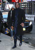 FEB 06 David Oyelowo Seen At Good Morning America