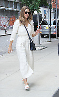 AUG 09 Jessica Alba Seen In NYC