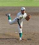Yusuke Nanahara (Nagoya),<br /> JUNE 20, 2014 - Baseball :<br /> Intrasquad game during the Japan National University Team Selection Camp at Batting Palace Soseki Stadium Hiratsuka in Kanagawa, Japan. (Photo by BFP/AFLO)