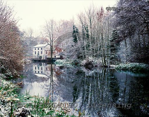 Tom Mackie, CHRISTMAS LANDSCAPE, photos, Cringleford Mill in Winter, Cringleford, Norfolk, England, GBTM85606-1,#XL# Landschaften, Weihnachten, paisajes, Navidad