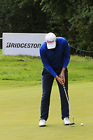 Lars Van Meijel (NED) putts on the 9th green during Sunday's Final Round of the Northern Ireland Open 2018 presented by Modest Golf held at Galgorm Castle Golf Club, Ballymena, Northern Ireland. 19th August 2018.<br /> Picture: Eoin Clarke | Golffile<br /> <br /> <br /> All photos usage must carry mandatory copyright credit (&copy; Golffile | Eoin Clarke)