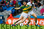 Killian Young, Kerry in Action Against  Tyrone in the All Ireland Semi Final at Croke Park on Sunday.