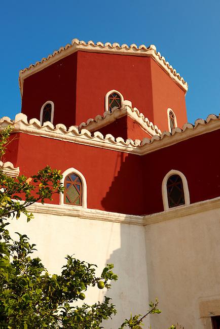 Church of Ypapanti ( All Holy Virgin) Hydra, Greek Saronic Islands