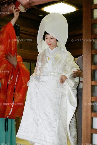 Traditional Japanese Wedding.Traditional Japanese Wedding Nippon News