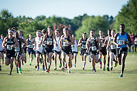 Men's and Women's Cross Country
