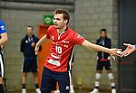 2017-10-28 / Volleybal / Seizoen 2017-2018 / Heren Fixit Kalmthout / Liam Van Sprundel<br /> <br /> ,Foto: Mpics.be
