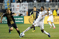 Philadelphia Union vs Los Angeles Galaxy October 07 2010