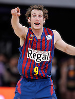 FC Barcelona Regal's Marcelinho Huertas during Spanish Basketball King's Cup match.February 07,2013. (ALTERPHOTOS/Acero) /Nortephoto