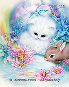 Marie, REALISTIC ANIMALS, REALISTISCHE TIERE, ANIMALES REALISTICOS, paintings+++++,USJO112,#A# ,Joan Marie cat
