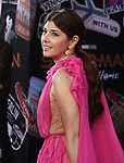 """Marisa Tomei 109 arrives for the premiere of Sony Pictures' """"Spider-Man Far From Home"""" held at TCL Chinese Theatre on June 26, 2019 in Hollywood, California"""