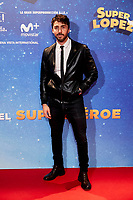 Ruben Sanz attends to Super Lopez premiere at Capitol cinema in Madrid, Spain. November 21, 2018. (ALTERPHOTOS/A. Perez Meca) /NortePhoto NORTEPHOTOMEXICO