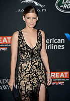 Kate Mara at the 2017 AMD British Academy Britannia Awards at the Beverly Hilton Hotel, USA 27 Oct. 2017<br /> Picture: Paul Smith/Featureflash/SilverHub 0208 004 5359 sales@silverhubmedia.com
