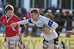 Tralee's Kevin O'Shea and Cashel's Patrick O'Connor.