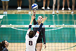 Tulane vs UConn (Volleyball 2017)