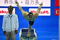 Scozzoli Fabio ITA <br /> Men's 50m Breaststroke <br /> Hangh Zhou 15/12/2018 <br /> Hang Zhou Olympic & International Expo Center <br /> 14th Fina World Swimming Championships 25m <br /> Photo Andrea Staccioli/ Deepbluemedia /Insidefoto