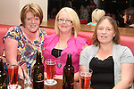 Tracey Curran, Lesley Cameron and Lorraine Dunne in Bru...Picture Jenny Matthews/Newsfile.ie