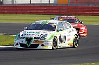 Round 9 of the 2018 British Touring Car Championship. #11 Rob Austin. Duo Motorsport with HMS. Alfa Romeo Giulietta.