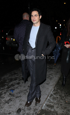 NEW YORK, NY December 06:Zac Posen at Gravitas Ventures present a screening of  All We Had at the Landmark Sunshine Cinema in New York .December 06, 2016. Credit:RW/MediaPunch