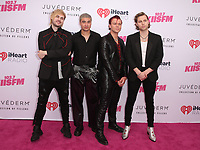 CARSON, CALIFORNIA - JUNE 01: 5 Seconds Of Summer at KIIS FM 2019 iHeartRadio Wango Tango at Dignity Health Sports Park on June 01, 2019 in Carson, California.  <br /> CAP/MPI/SAD<br /> ©SAD/MPI/Capital Pictures
