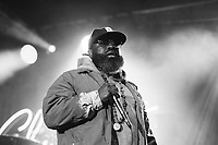 SAN FRANCISCO, CA - June 21: (L - R) Black Thought of The Roots performs at Clusterfest on June 21, 2019 in San Francisco, CA. photo: Ryan Myers/imageSPACE/MediaPunch