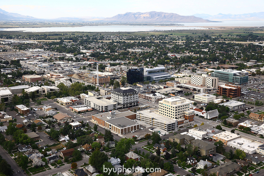 1309-22 2755<br /> <br /> 1309-22 BYU Campus Aerials<br /> <br /> Brigham Young University Campus, Provo, <br /> <br /> Downtown Provo City, Utah Valley, Y Mountain, Sunrise<br /> <br /> September 6, 2013<br /> <br /> Photo by Jaren Wilkey/BYU<br /> <br /> © BYU PHOTO 2013<br /> All Rights Reserved<br /> photo@byu.edu  (801)422-7322