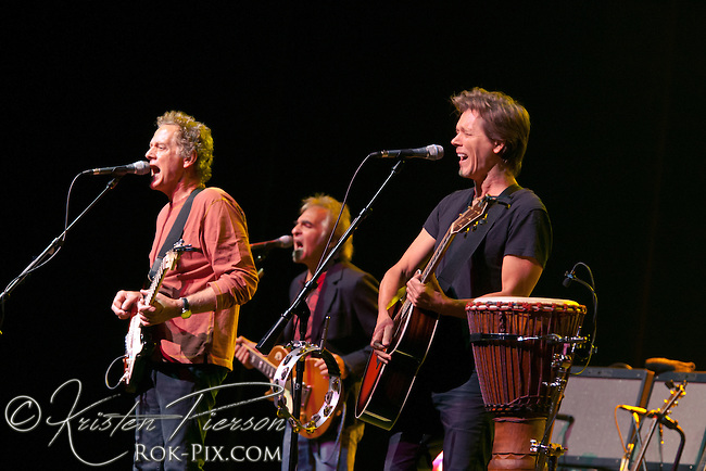 The Bacon Brothers Band perform at Foxwoods MGM Theater on August 9, 2011