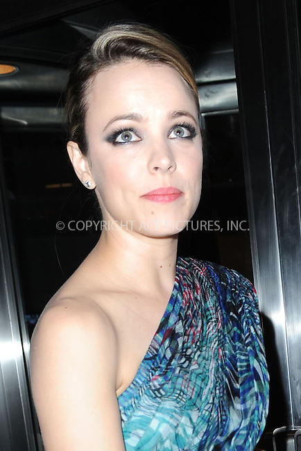 WWW.ACEPIXS.COM<br /> July 22, 2014 New York City<br /> <br /> Rachel McAdams attending the premiere of 'A Most Wanted Man' at the Museum of Modern Art on July 22, 2014 in New York City.<br /> <br /> Please byline: Kristin Callahan/AcePictures<br /> <br /> ACEPIXS.COM<br /> <br /> Tel: (212) 243 8787 or (646) 769 0430<br /> e-mail: info@acepixs.com<br /> web: http://www.acepixs.com