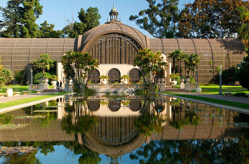The Botanical Building, Balboa Park, San Diego, California