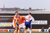 23/09/2000 Football League Division 3 Blackpool v Chesterfield<br /> <br /> 38127 Bushell action<br /> <br /> © Phill Heywood