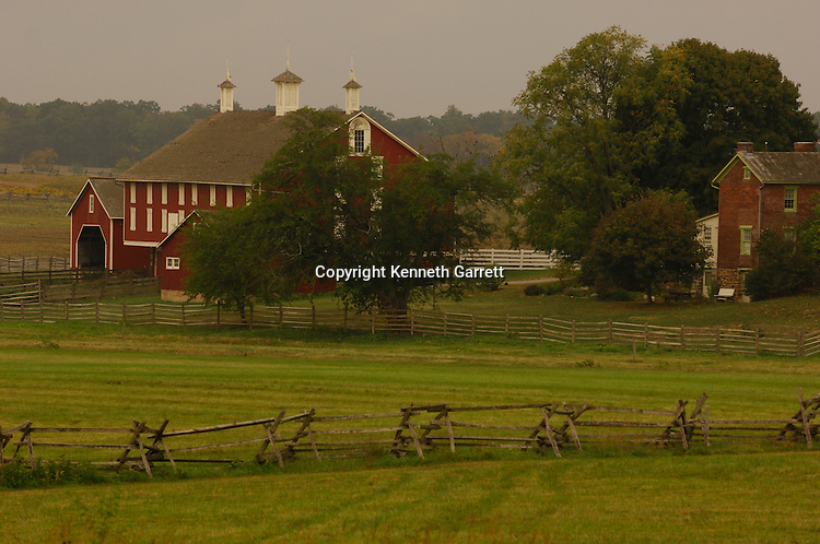 Gettysburg, PA, scenic