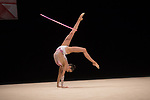 British Gymnastics Championships 2017<br /> Laura Halford<br /> Liverpool Echo Arena<br /> 30.07.17<br /> ©Steve Pope - Sportingwales