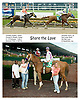 Share the Love winning at Delaware Park on 6/28/06