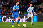 Jaime Mata of Getafe FC during La Liga match between Getafe CF and RC Celta de Vigo at Coliseum Alfonso Perez in Getafe, Spain. March 07, 2020. (ALTERPHOTOS/A. Perez Meca)