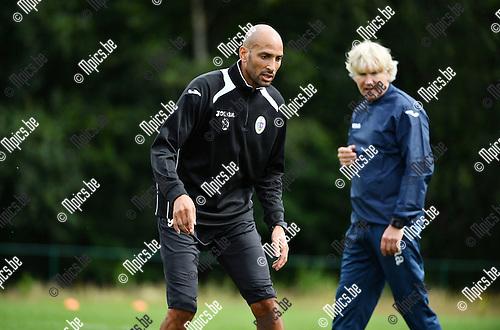 2016-07-13 / Voetbal / Seizoen 2016-2017 / Training KFCO Beerschot Wilrijk / Dyron Daal<br /> <br /> Foto: Mpics.be